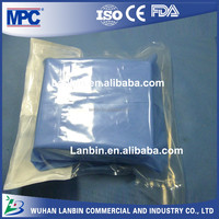 Safe Delivery Sets Useful Sterile Patient Kits With Latex Gloves