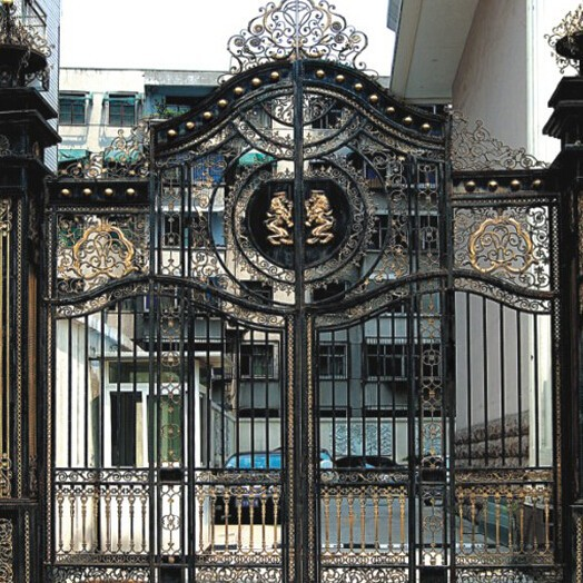 Metal Gate Designs, Metal Gate Designs Suppliers And Manufacturers At  Alibaba.com
