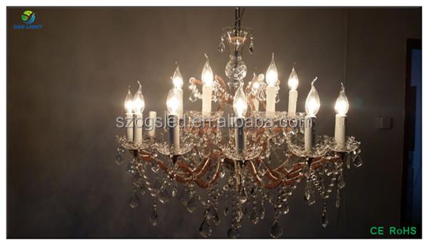 tipo antigua araa de cristal de lujo europeo marruecos vela rstica de iluminacin