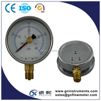 air pressure test gauge, pressure gauge air, negative air pressure gauge