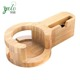 Bamboo Wood Speaker Stand Charging Stand