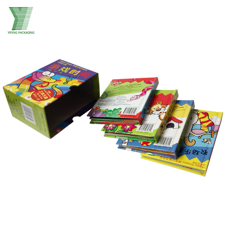 Yifeng professional customized printing children's books,custom coloring book