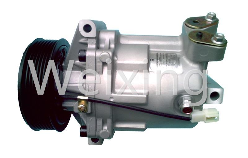 Air Conditioning Compressor Pump Cr10 For Nissan Grand Livina 1 6 92600 Gj60a A42011 A2900101