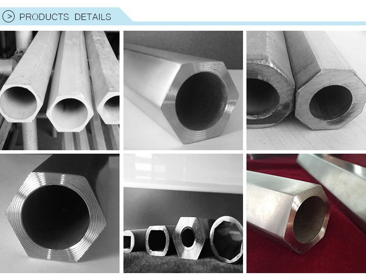 Sus 321 Sus316l Stainless Steel Hexagonal/hex Hollow Pipe ...