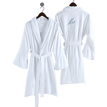 Luxury Best Cotton Women Bathrobes