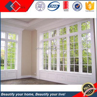 Modern house window doors customized service 2017 new window grill design