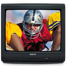 Sanyo 19-inch Color Tv