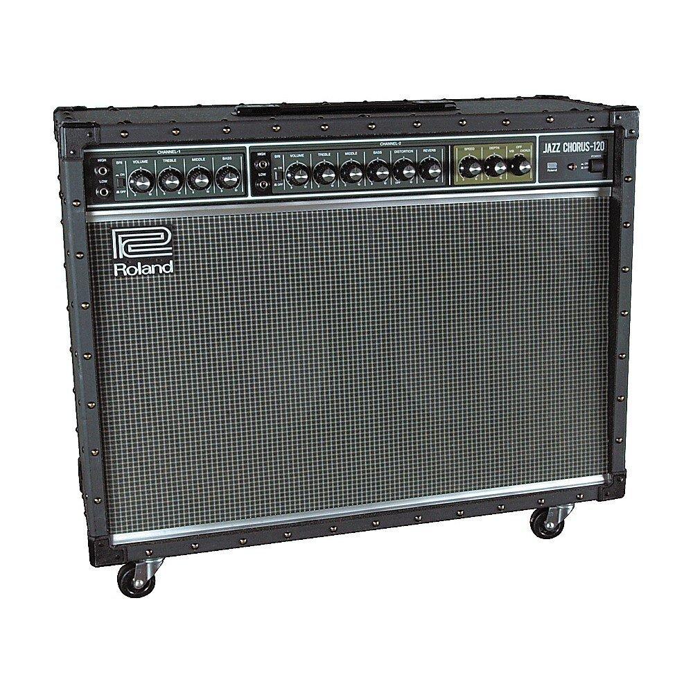 """Roland JC-120 Jazz Chorus 120-watt 2x12"""" Stereo Combo Amp"""
