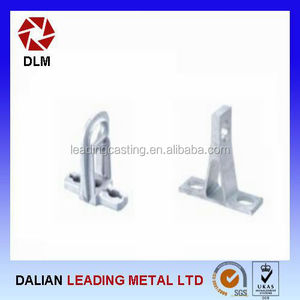 stamping casting concrete pole accessories free samples china supplier