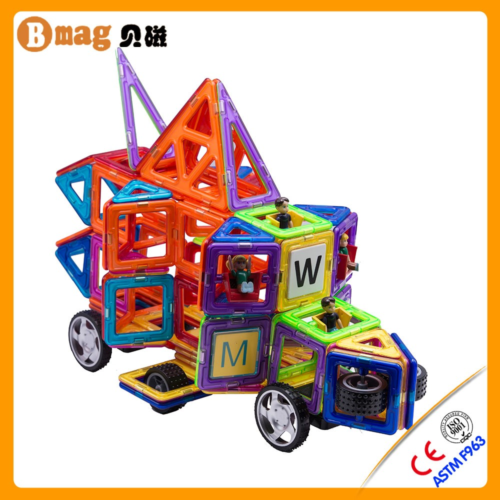 Brand New Toys : Ce approved brand new toys plastic magnetic building
