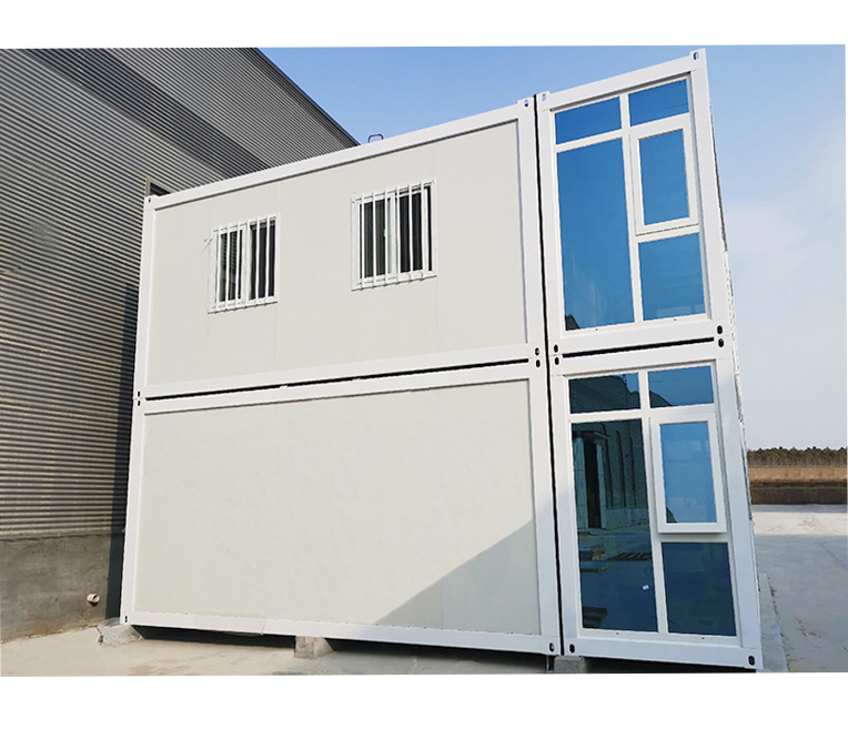 Cheap assemble prefabricated container house modular homes