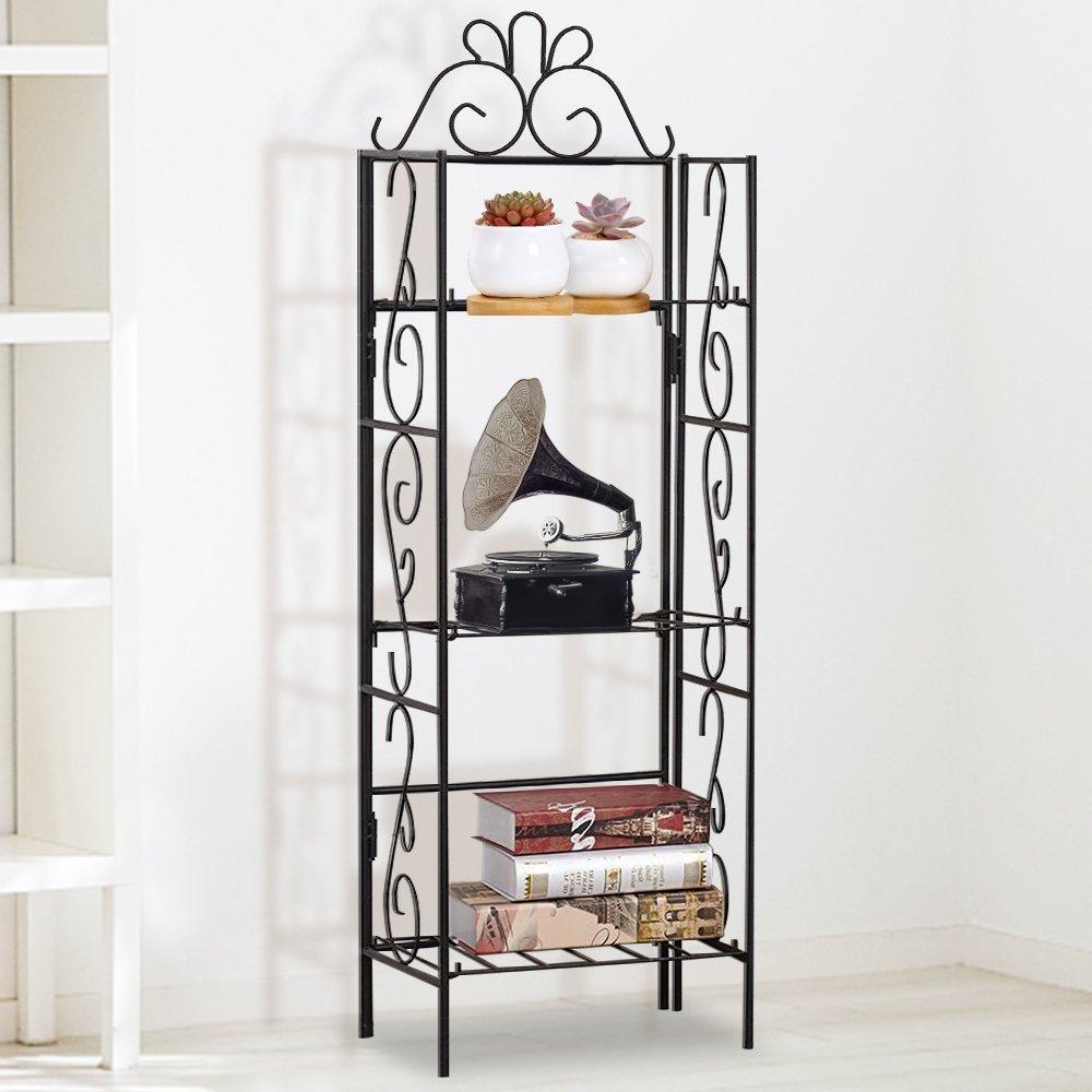 Buy AMAGABELI GARDEN & HOME Versatile 3 Tier Standing Wire Shelf ...