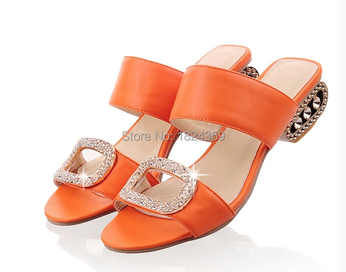 12e2a1deadc267 Buy 2015 New summer style Women Sandals Rhinestone Gladiator Women Sandals  Fashion Women Flip Flops and Summer Style Shoes Woman in Cheap Price on ...