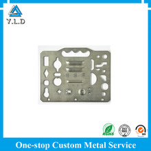 One-stop Sheet Metal Stamping And Fabrication Factory Customize Fine Blanking Metal Parts
