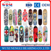 Complete Skateboard Mini Cruiser Skateboard 7ply Canadian Maple Skateboard