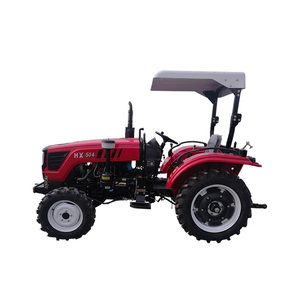 30 to 60 hp 4wheel drive farm tractor with factory price