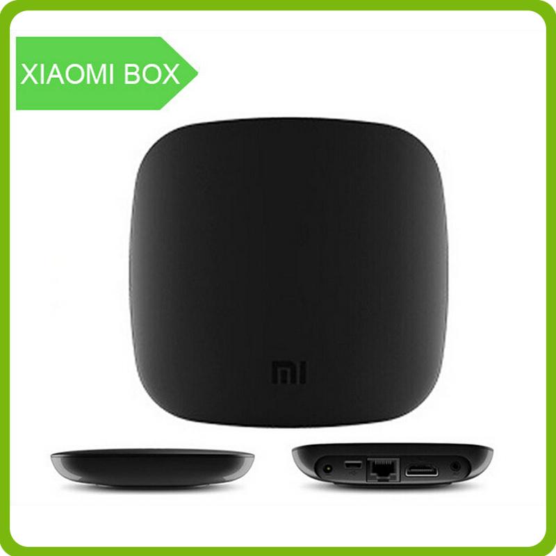 Upgrade mi box 3 Wifi 3840x2160 1G RAM 4G ROM Quad Core TV Box Android 4.4 4k Internet Iptv xiaomi tv For Smart MI Xiaomi Box 3