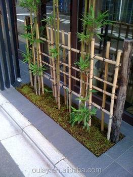 Jardin De Style Japonais En Bambou Décoratif Petite Clôture - Buy Petites  Clôtures Pour Jardins,Clôtures En Bambou Bon Marché,Clôture De Jardin ...