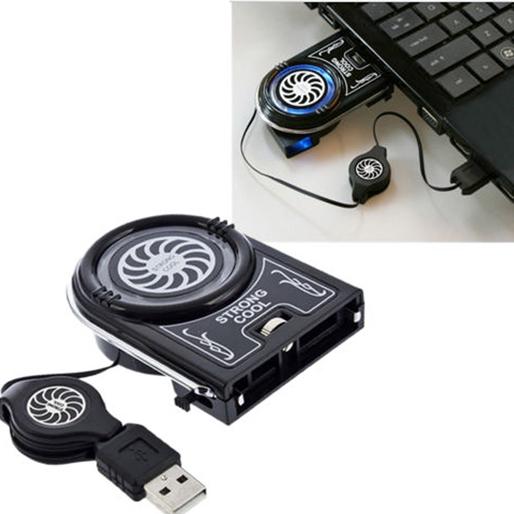 Buy USB Cooling Fan Taidea Mini Vacuum USB Fan for Laptop
