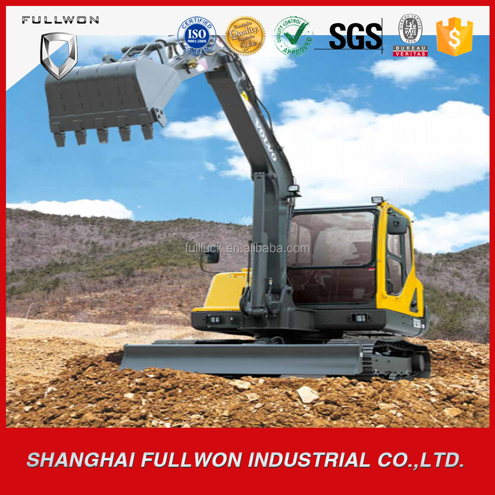 Hot Sale Unique Desig mini excavator yuchai new for construction