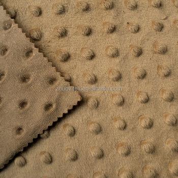 Spandex Stereo Embossed Velvet Sofa Cloth 3D Fabric