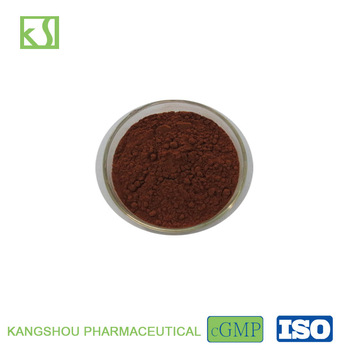 GMP factory provide High quality rose eggplant extract 10% Ruselle extract