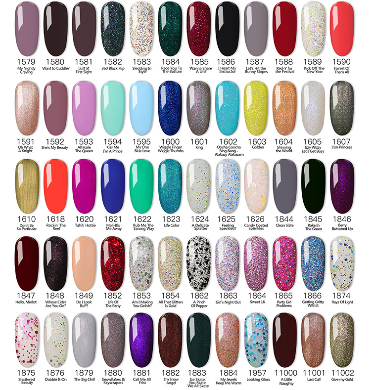 L&M OEM/ODM Factory Newest High Quality 3 Step Gel Nail Polish