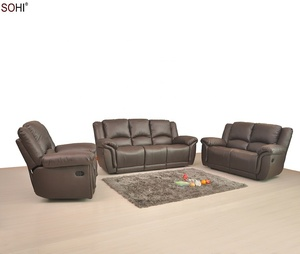 Fantastic Hot Sale Kent Leather Recliner 321 Sofa Sets Lazy Boy Chair Home Furniture Indoor Living Room Sofa Design Pictures Forskolin Free Trial Chair Design Images Forskolin Free Trialorg