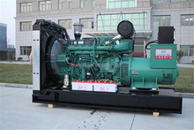 Diesel generator set silent 440kw,with portable generator parts