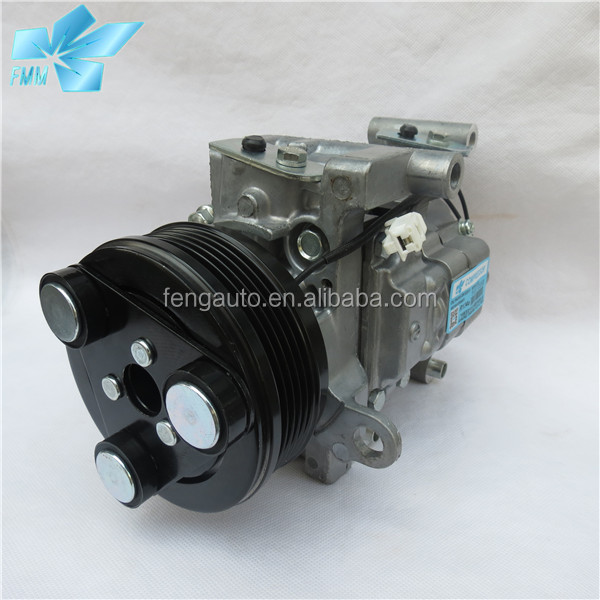 Car Air Conditioning Ac Compressor Pv5 For Mazda 3 2.0 2.3 Auto Replacement Parts