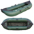 2017 most popular PVC inflatable 2 person ocean kayak CE approved