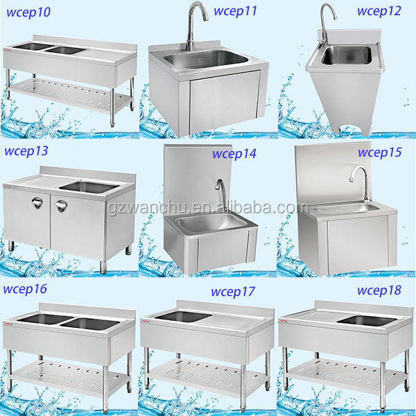 Commercial Kitchenware Stainless Kitchen Sink,Stainless Steel ...