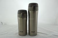 Vacuum Thermos Flask ,FDA LFGB Certified Stainless Steel Vacuum Bachelor Flask 500ml