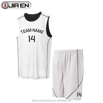 4dfd599eb09 2017 Color white basketball jersey design custom fashion blank basketball  jersey uniform