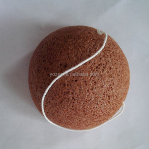 High quality japan konjac sponge for face cleaning