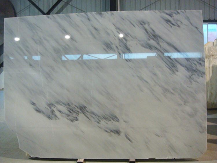 Cinese cielo di marmo blu nero grigio piastrelle marmi bianchi con