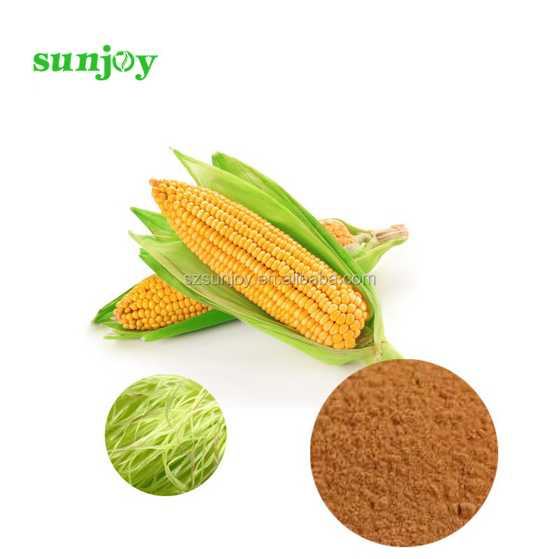 Natural Corn Silk Extract With Sitosterol lower Blood Pressure