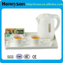 Hotel and restaurant supplies custom tea tray set