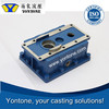 Yontone YT423 ISO Certified Supplier High Density AlSi9Cu3 AlSi12Fe Adc12 A380 Anodized Customized Die Cast Aluminium Box