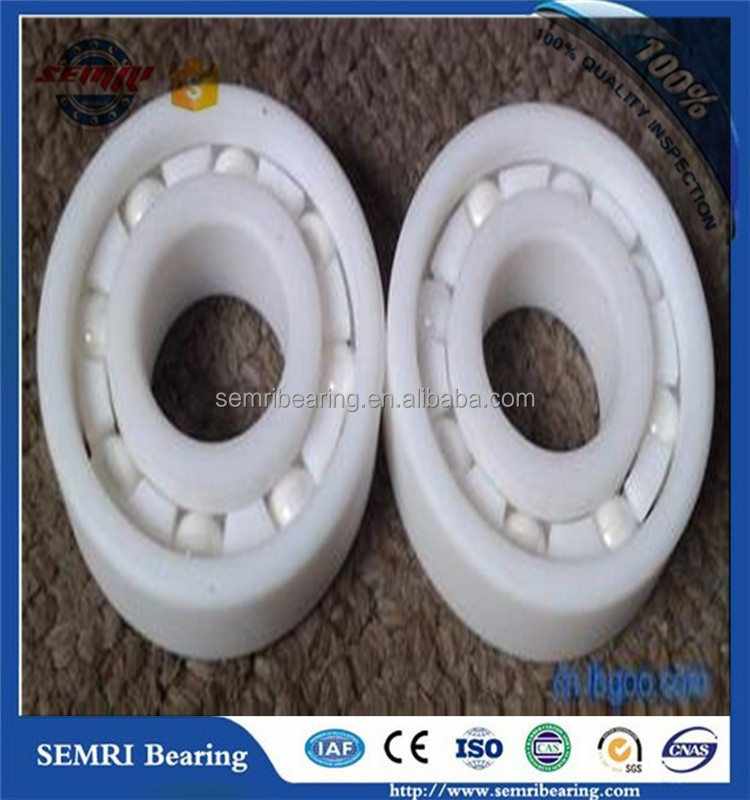 China Wholesale High Accuracy Excellent Running Accuracy Plastic Nylon Bearings