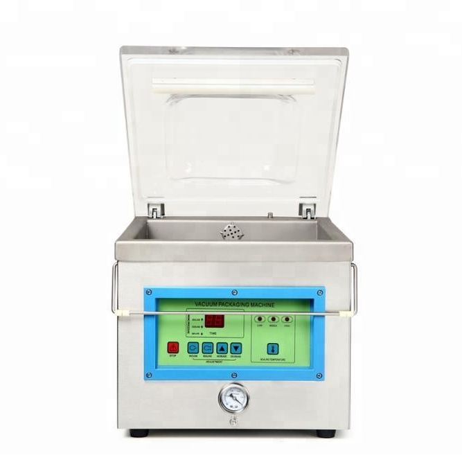 YI WU Benchtop Vaccum Packaging machine DZ400T <strong>Vacuum</strong> Packing bag
