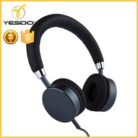 2016 New design wholesale bass stereo earphones with mic
