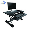 2018 latest height adjustable computer Standing desk/ sit stand up desk converter SJZ02-900-1