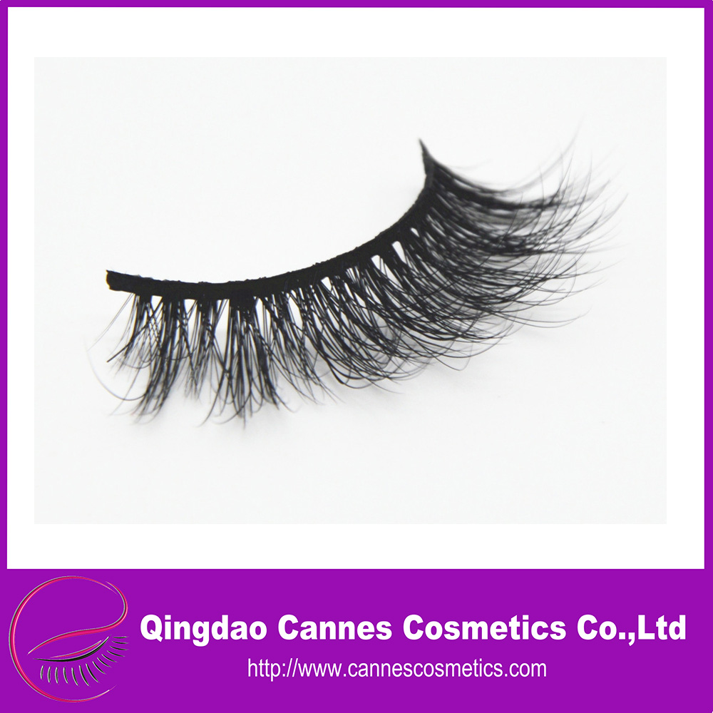 best selling high quality custom/OEM/private label 3d mink hair fake lashes