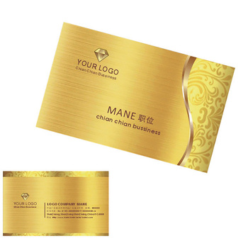 Color paper golden paper business card buy color business card color paper golden paper business card reheart Choice Image
