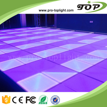 Night Club/Disco/KTV RGB Color Mixing Interactive LED Dance Floor