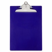 Alibaba china supplier storage a6 clipboard waterproof clip board with butterfly clip