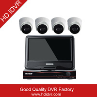 HD iDVR 4Ch 960p Dvr Home Security System with Wifi Wireless outdoor Waterproof Camera China Supplier