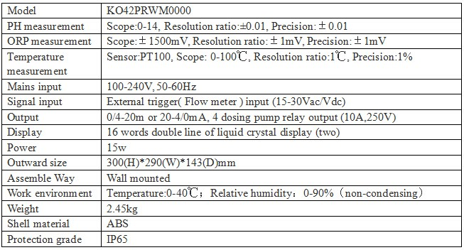 Hot Chine Produits Water Quality Monitoring Instrument Piscine Accessoire Buy Product On