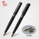 new promotional good quality gift ball pen luxury black metal pen for corporate gift